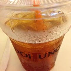Photo taken at Café DoiTung (คาเฟ่ ดอยตุง) by siina k. on 9/21/2013