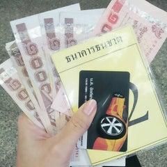 Photo taken at ธนาคารธนชาต (Thanachart Bank) by DewIsNaughtyGirl (. on 11/30/2012