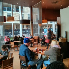 Photo taken at Starbucks by Eric R. on 1/4/2013