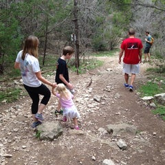 Photo taken at Barton Creek Greenbelt Spyglass by Carece S. on 2/1/2014
