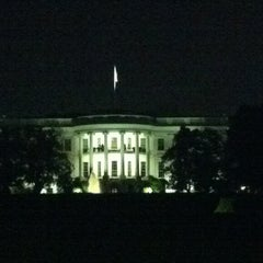 Photo taken at South Lawn - White House by Heather O. on 6/20/2013