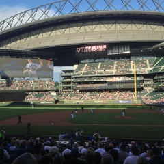 Photo taken at Safeco Field by Stephen H. on 6/29/2013