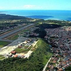 Photo taken at Aeroporto de Porto Seguro (BPS) by Gui P. on 3/12/2013
