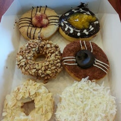 Photo taken at Big Apple Donuts & Coffee by Jason K. on 4/5/2014