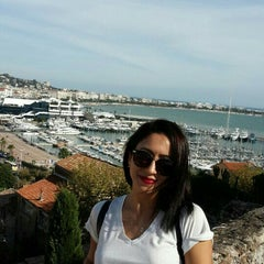 Photo taken at Cannes by Burcin O. on 10/4/2015