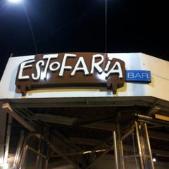Photo taken at Bar Estofaria by Patrick S. on 1/6/2013