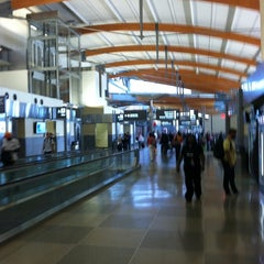 Photo taken at RDU - Terminal 2 by Chuck N. on 5/4/2012