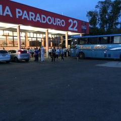 Photo taken at Churrascaria Paradouro 22 by Cassiano M. on 4/10/2014