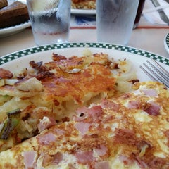 Photo taken at The Americana Diner by DJCatch1 on 8/31/2014