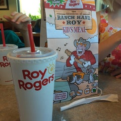 Photo taken at Roy Rogers by Greg F. on 6/14/2014