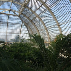 Photo taken at Palm House by Jaroslaw M. on 10/4/2015