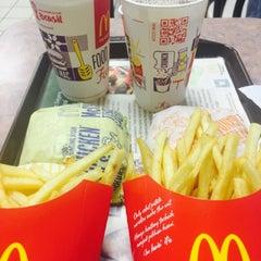 Photo taken at McDonald's by Nurshafiqah S. on 9/25/2015