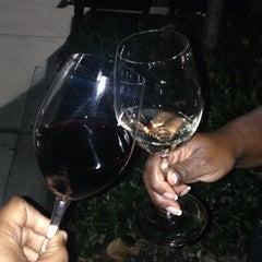 Photo taken at Bottega Wine Bar by Tamar F. on 10/29/2013