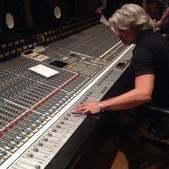 Photo taken at Henson Recording Studios by Kristin J. on 5/29/2014