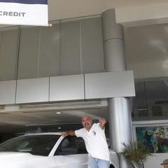 Photo taken at Ford Veracruz by Martin P. on 7/14/2014