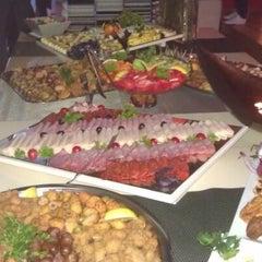 Photo taken at MKC Club Restaurant by Ivan J. on 9/27/2012