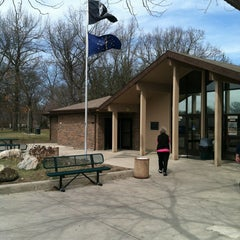 Photo taken at Kankakee Rest Area Northbound by Duane D. on 4/7/2013