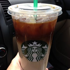 Photo taken at Starbucks by Candace K. on 4/26/2013