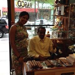Photo taken at Vasco Cigars by Yakhou H. on 5/31/2014