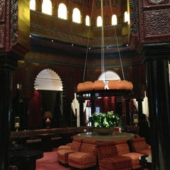 Photo taken at Hyatt Regency Casablanca by Ivette C. on 6/13/2013
