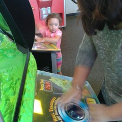 Photo taken at Peter Piper Pizza by Juan C. on 7/5/2015