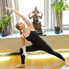 Photo taken at Yoga People by Yoga People on 3/19/2014
