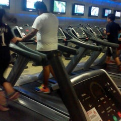 Photo taken at Fitness First by faten s. on 8/10/2015