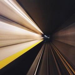 Photo taken at King Edward SkyTrain Station by Luigi L. on 1/7/2015
