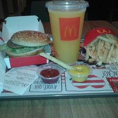 Photo taken at McDonald's by Erika K. on 2/18/2015