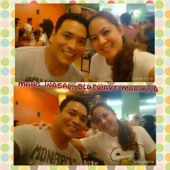 Photo taken at Mang Inasal by Vangie T. on 12/26/2014