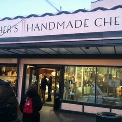 Photo taken at Beecher's Handmade Cheese by Kenneth L. on 11/27/2012