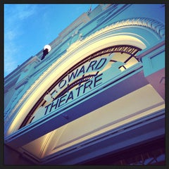 Photo taken at The Howard Theatre by Henry H. on 12/28/2012