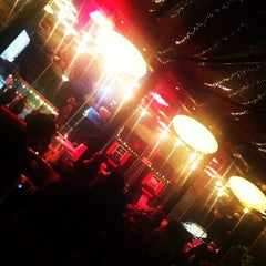 Photo taken at The Living Room at The Standard, New York by Pierre L. on 2/9/2013