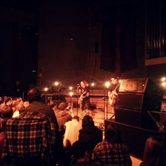 Photo taken at Royal Northern College of Music (RNCM) by Aaron A. on 11/14/2013