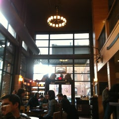 Photo taken at Sisters Coffee Company by Jeri B. on 2/17/2013