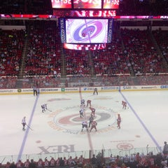 Photo taken at PNC Arena by Jessi B. on 4/3/2013