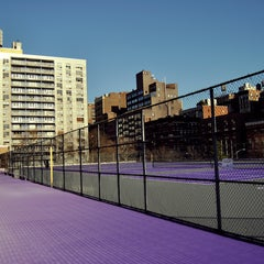 Photo taken at NYU Jerome S. Coles Sports & Recreation Center by Violet N. on 3/20/2014