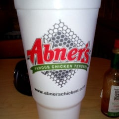 Photo taken at Abner's by Luca S. on 8/23/2014
