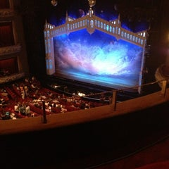 Photo taken at Princess Of Wales Theatre by Richard A J. on 5/29/2013