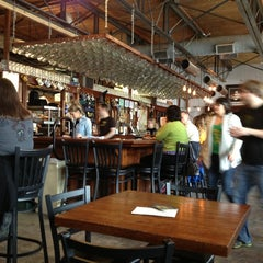 Photo taken at Greenbush Brewing Company by Janis E. on 3/10/2013