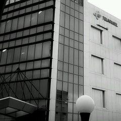 Photo taken at Telkomsel Telecommunication Center (TTC) by Ilham W. on 3/22/2013
