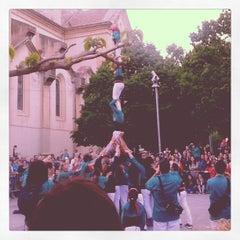 Photo taken at Ajuntament de Cerdanyola by Alberto N. on 5/4/2013