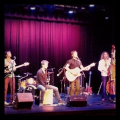 Photo taken at Village Theatre by Jerome P. on 9/27/2013
