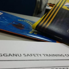 Photo taken at Terengganu Safety Training Centre(TSTC) by DeNn A. on 9/1/2014
