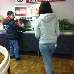 Photo taken at Burger King® by Jessica D. on 2/26/2012