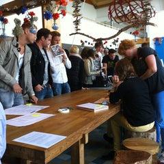 Photo taken at Stayokay Restaurant by Martin H. on 9/3/2012