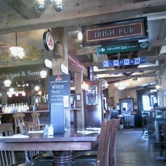 Photo taken at Claddagh Irish Pub by Roberta M. on 5/15/2012