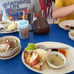 Photo taken at Mak Su Nab Nasi Air by Amirul A. on 5/20/2014