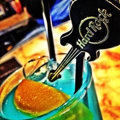 Photo taken at Hard Rock Cafe Venezia by Evren H. on 9/15/2013