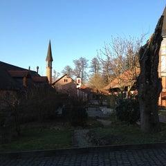 Photo taken at Weyberhöfe Wellness und SPA by Stef on 3/3/2013